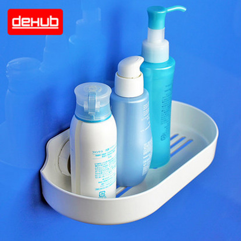 DeHUB Super Suction Cup Vægmonteret Shower Organizer Shower Rack I - Husholdningsvarer - Foto 1