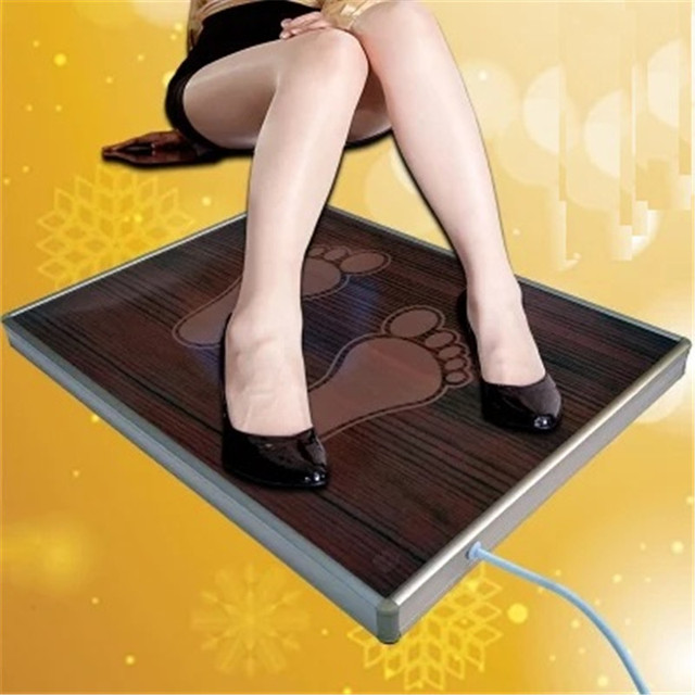 Tf05 4 Carbon Crystal Foot Warmer Heater Home Energy Saving Office