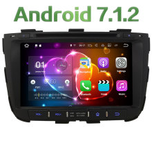 8″ Quad-Core Android 7.1.2 2GB RAM 3G 4G WIFI DAB+ RDS SWC Car DVD Multimedia Player Radio Stereo For Kia Sorento 2013 2014