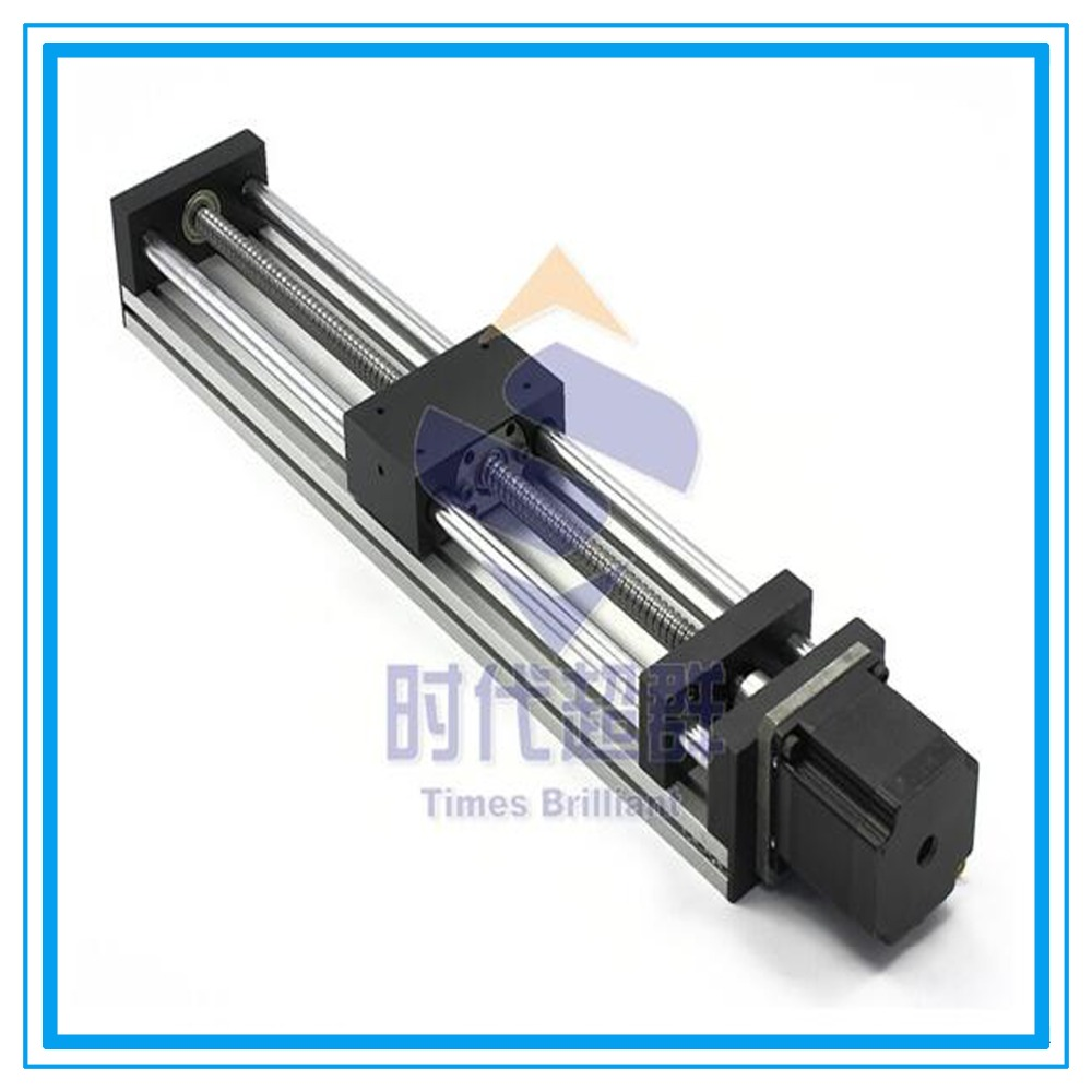 Diy Cnc Engraving Machine Linear Guide Slider Double