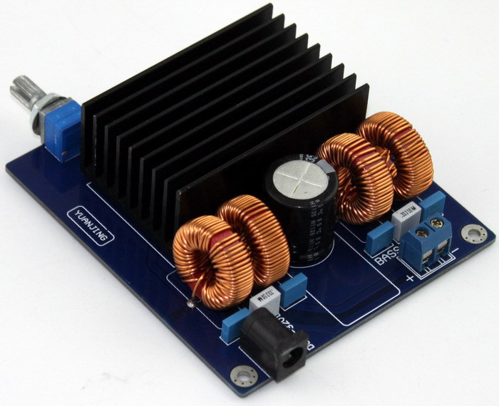 Free-Shipping-TDA7498-150W-1-Class-D-Amplifier-Board-High-Power-Amplifier-Board-Want-good-quality (2)