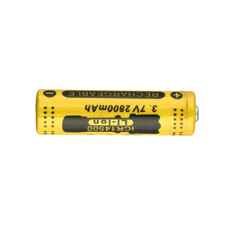 Image 3 - 20 шт GTF 3,7 V 2800mah 14500 литий ионная аккумуляторная батарея Аккумулятор для светодиодного фонарика портативные устройства Инструменты освещающие инструменты батарея-in Подзаряжаемые батареи from Бытовая электроника