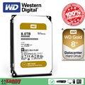 Western Digital WD Золото 8 ТБ hdd sata 3.5 дискотека duro interno внутренний жесткий диск жесткий диск жесткий диск disque мажор настольных hdd сервера