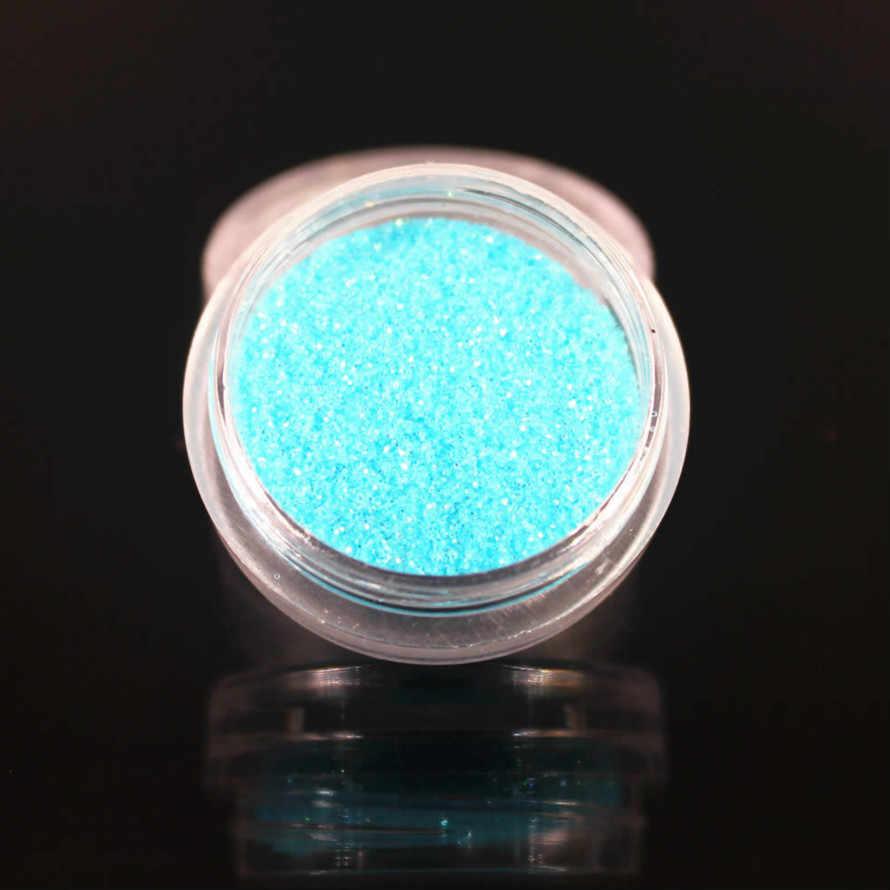 2019 Nieuwe Lichtblauw Glitter Oogschaduw 12 Kleur Glitter Ogen Palet Monochrome Ogen Shimmer Poeder Make-Up Festival Gezicht CHTB6