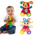 Детская ребенка предпочли успокоить полотенце игрушки милый мультфильм приятель спокойно кукла прорезыватель развития детские игрушки Speelgoed Mordedor
