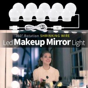 USB LED 12V Makeup Lamp Wall L