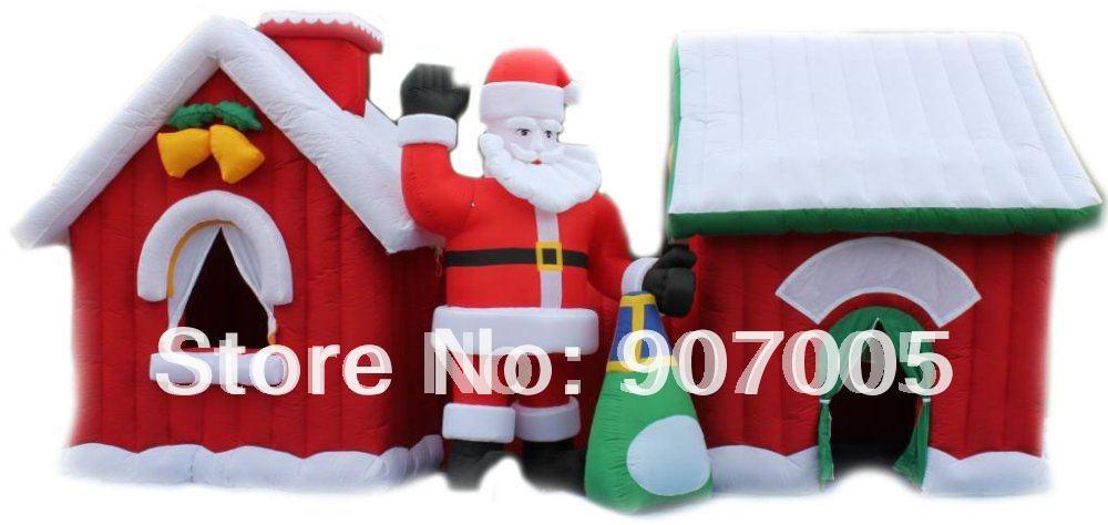 Aliexpress buy chirstmas decoration supplies santa