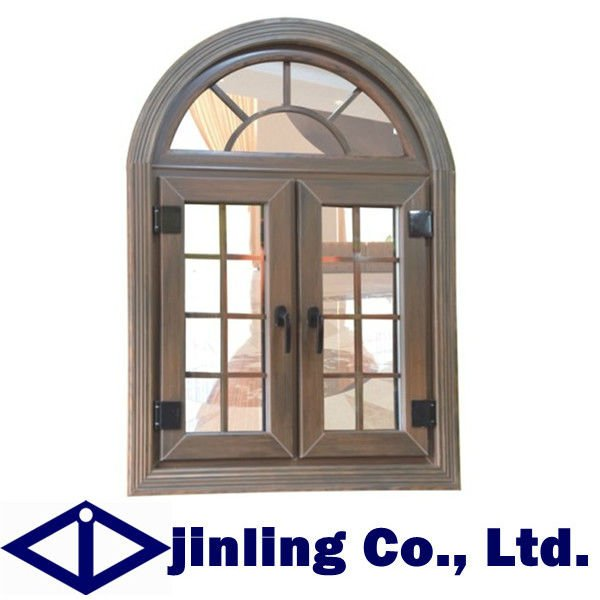 aluminum arch top window grill design in windows from home