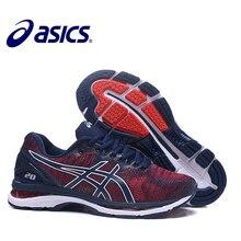 ASICS GEL-Nimbus 20 2019 новые мужские кроссовки Уличная обувь для бега Asics мужская обувь для бега дышащая Спортивная обувь