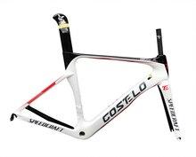 Costelo Speedcraft UD Carbon Rama roweru Rama T1000 Droga Rowerowa Węgla bicicleta carbono bici carbonio telai w wyścigu rowerów