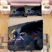 Alita: Battle Angel Bedding Set Duvet Covers Pillowcases Gunnm Alita  Twin Full Queen King Comforter Sets Bed Linen