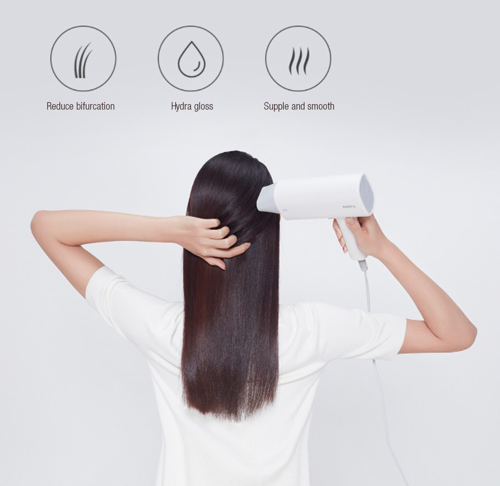 Xiaomi Mijia 1600 Watt Hair Dryer 2 Speed Setting