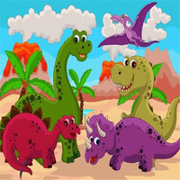 3D Custom Wallpapers Cartoon Pattern Murals for Kids Dinosaur Blue Sky Photo Wall Papers for Living Room Children Home Decor