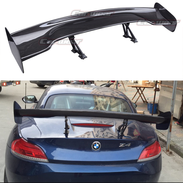 For Bmw Z4 Z3 M4 M3 Carbon Fiber Car Rear Trunk Spoiler Gt