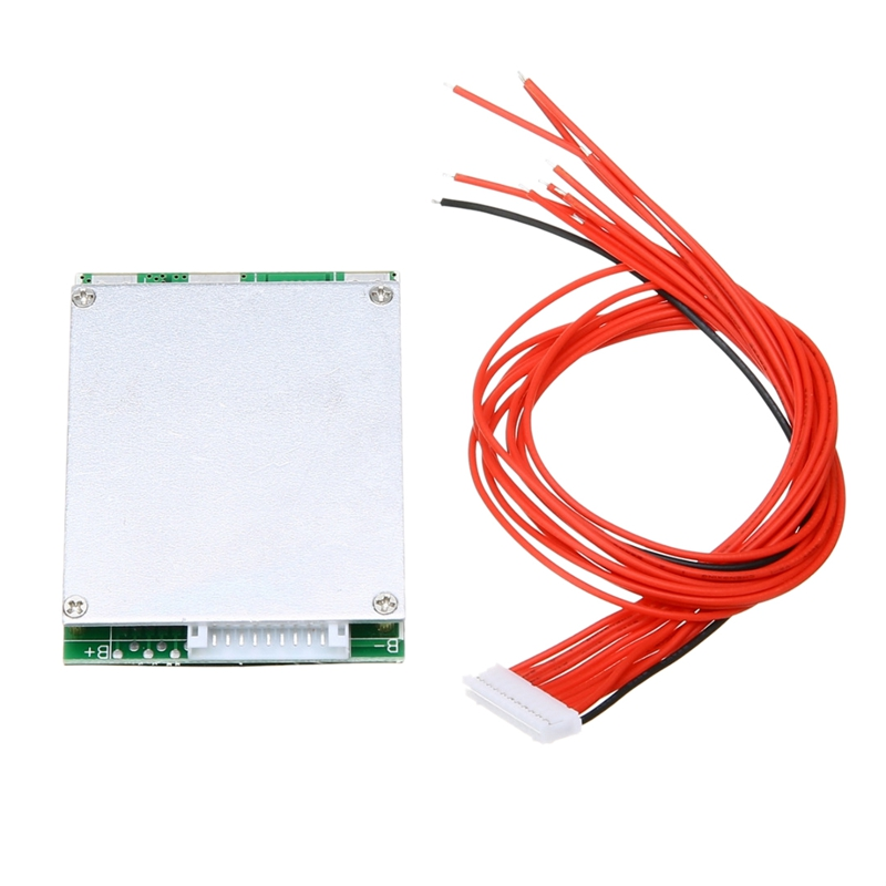 10S 36V 35A Li Ion Lithium Cell Battery Protection Board Bms Pcb With Balance For E