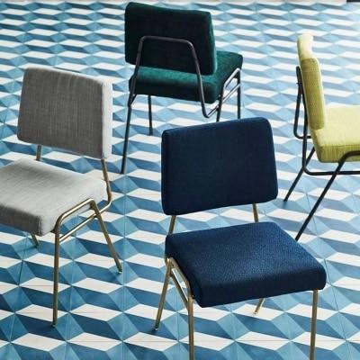 Скандинавском стиле простой современный досуг стул гладить туалетный стул дома креативно ...