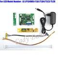 HDMI VGA Placa Controladora 2AV + Backlight Inverter + 30 Pinos Cabo Lvds para LP154WX4 TLB4-TLA1 TLC3 1280x800 1ch 6 bits Display LCD
