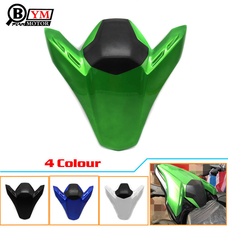 for kawasaki Z900 2017 seat cowl with rubber pad Tail Cover for kawasaki Z 900 2017 Moto Motorcycle Accessories Parts xuankun vintage motorcycle modified coffee saddle cover seat cushion cover hump tail shell tail hood