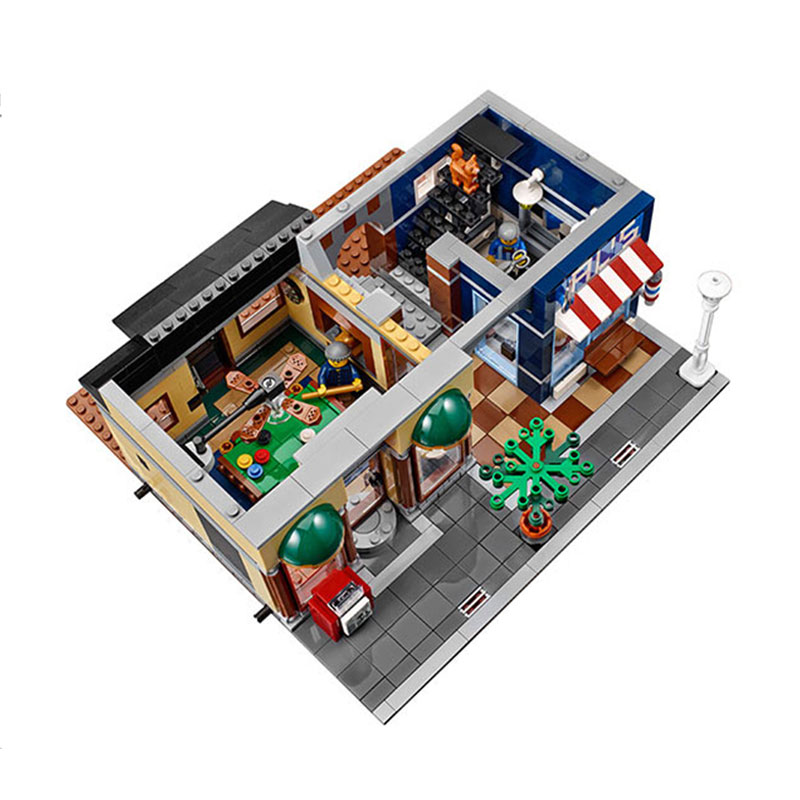 Aliexpress.com : Buy DHL Lepin 15011 2262Pcs Series The Detective's Office  Set Avengers Set Assemble Building Blocks Toys 10197 Educational Gift from  ...
