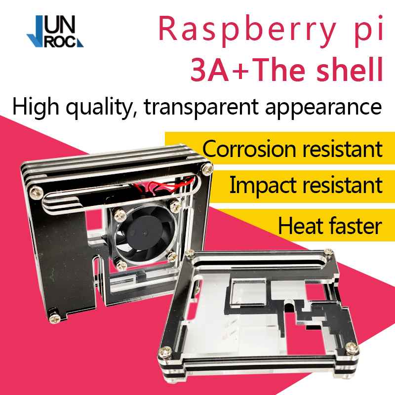 Raspberry Pi 3 Model A+ Case Pi 3A+ Shell