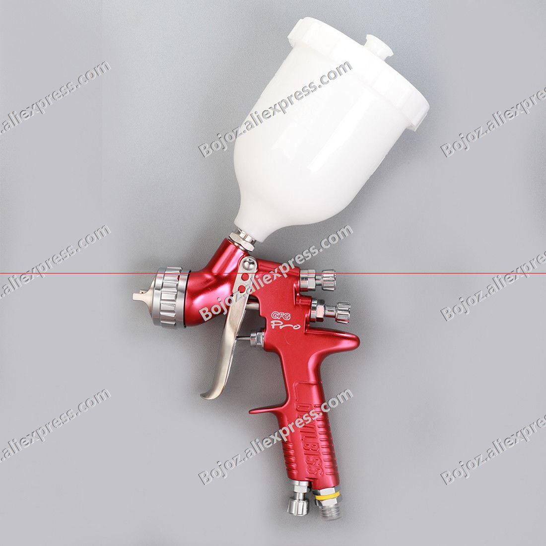 Professional GFG Air paint spray gun for car body HVLP 1.3mm painted high efficiency/ spray gun GTI sprayer paint tools