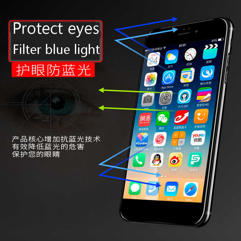 universal Nano Liquid Screen Protector 5D Invisible Full Cover Technology  Film for iphone x 7 8 samsung s9 + Suit all phone