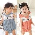 Cute Infant Newborn Baby Girl Boy Bodysuit Jumpsuit Outfits Clothes 000-2