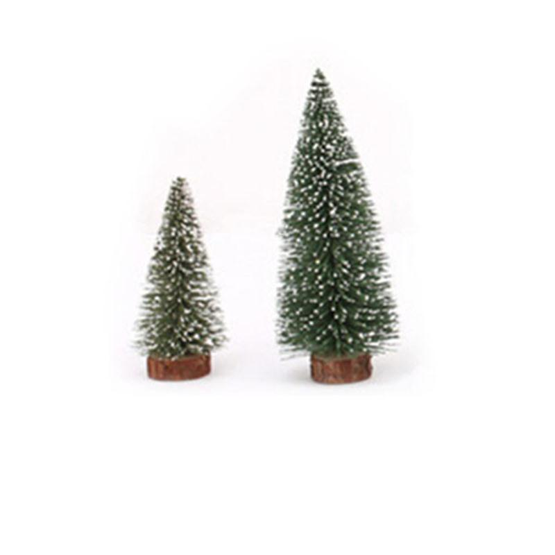 Trees 6pcs Mini Christmas Tree Stick White We Offer The Best Whole Price Quality Guarantee Professional E Business Service And Fast