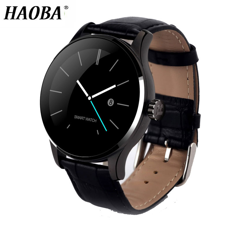 HAOBA Smart Watch Fitness Tracker Smartwatch Heart Rate Sleep Monitor Pedometer Wristwatch For IOS Android Xiomi Huawei phone diggro di03 smart watch ip67 heart rate monitor pedometer fitness tracker bluetooth smartwatch sleep monitor for ios