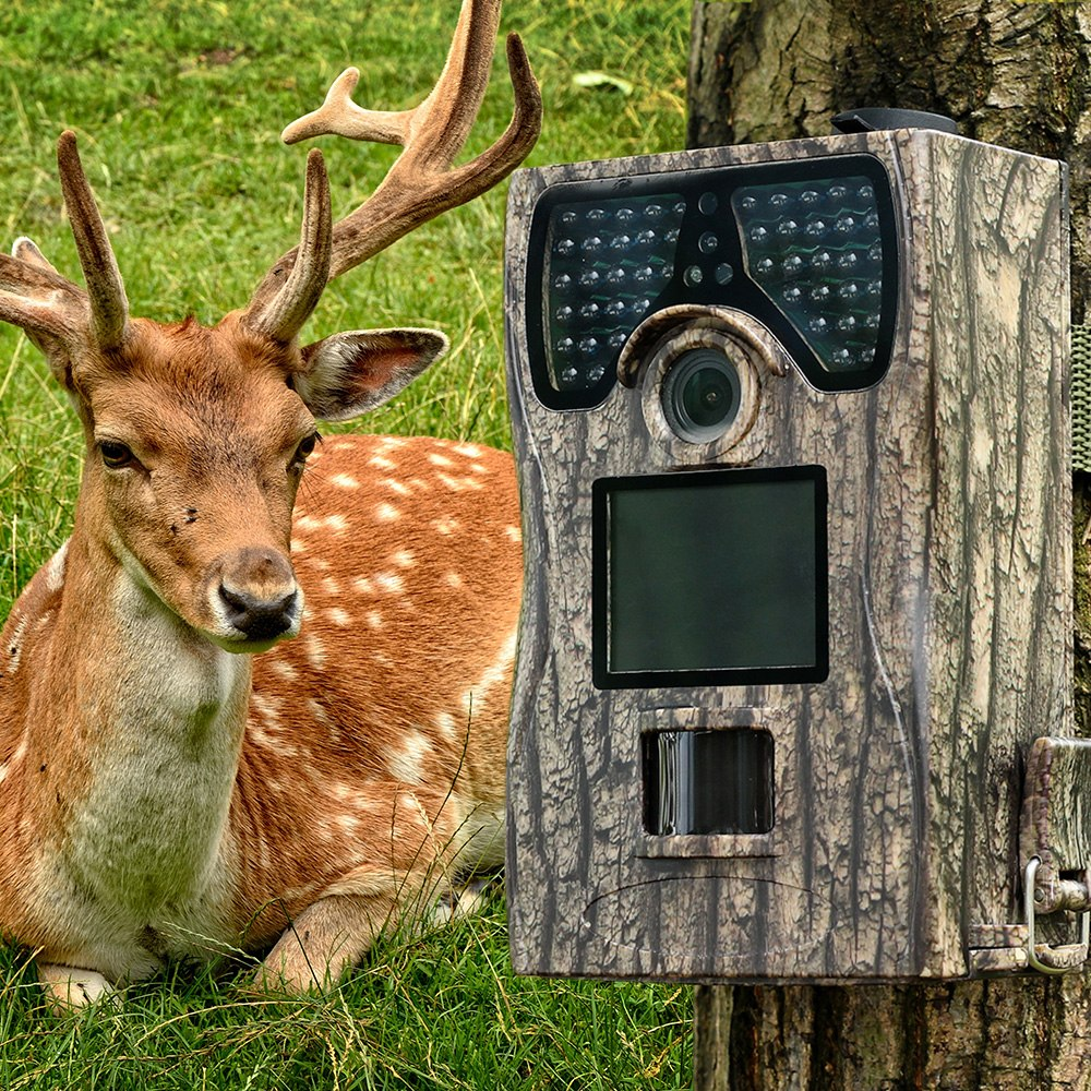 Super Fast Trigger Speed 16MP Trail Camera Night Vision Hunting Traps Waterproof  Wide Angle Lens Scouting Hunting Game CameraSuper Fast Trigger Speed 16MP Trail Camera Night Vision Hunting Traps Waterproof  Wide Angle Lens Scouting Hunting Game Camera