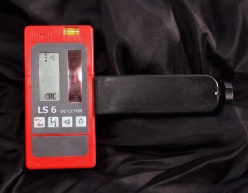 NEW LS6 Laser Level detector with bracket For Rotary Laser Level