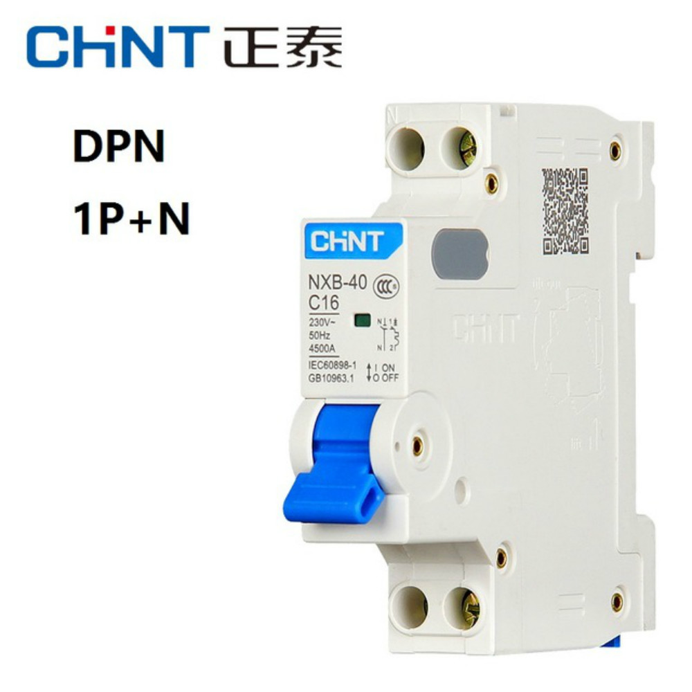 Chnt Nxb 63 1p 10a 16a 25a 32a 63a 230v 220v 50hz Miniature Circuit Electronics Breaker Mcb Is A Device Designed To New Dz47 In Breakers From Home Improvement On