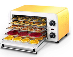 Household dried fruit machine Fruits and vegetables dehydration dry meat food machine Snacks in the dryer