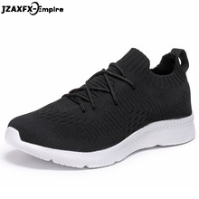 2019 Summer Breathable Men Sneaker Lace-up Comfortable Walking Shoes Top Quality tenis masculino adulto