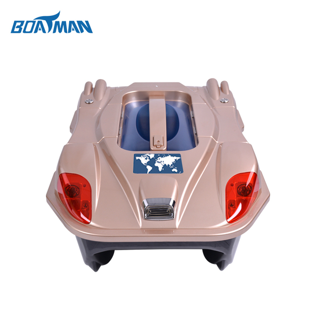 2017 free shipping newest boatman high quality bait boat with carrying case for fishing
