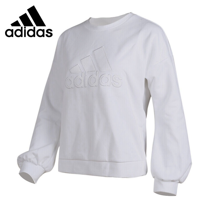 Original Neue Ankunft 2018 Adidas Crew Emby Bos Frauen Pullover Trikots Sportswear Starker Widerstand Gegen Hitze Und Starkes Tragen Sportbekleidung