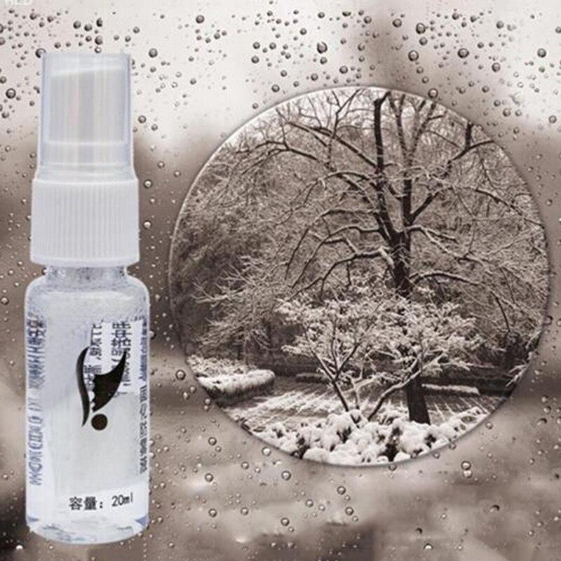 Abundante 1 Botella Anti-niebla Spray Para Gafas De Natación Máscara De Buceo Limpiador De Lentes Deportes Gafas Botella Blanca Para Adaptarse A La Conveniencia De La Gente