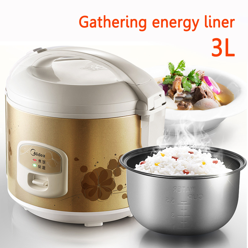 LM1051 Midea MB-WYJ301 Rice Cooker Pot 3l Mini Small Home Genuine Cooking pan 1-4 People