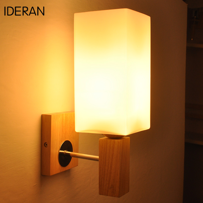 ideran casa montado en la pared del aplique de iluminacin de noche luz de lectura lmpara