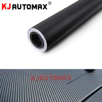 Personality Waterproof 3D Carbon Fiber Vinyl Wrap Sheet Roll Film Car Whole Full Body Decal Sticker