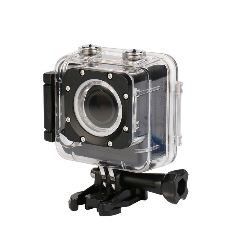 Yimistar #4503 Bike Bicycle Computer Camera Ultra HD 4K Wifi 16MP 1080P Waterproof Sports Action Cam Camera DV DVR Camcorder hot ultra hd 4k camera action camera waterproof 16mp wifi extreme sports cam mini sport dv with remote control 3132