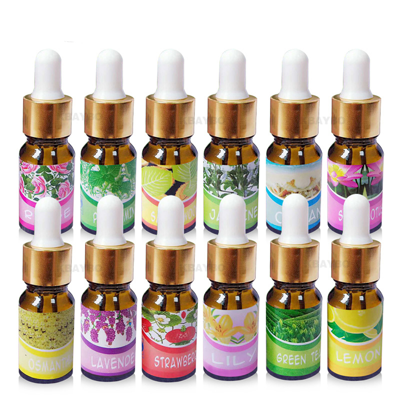 Aromatherapy Essential Oil Special Water-soluble Flavor Oil Used For Humidifier Fresh Air, Calm Relaxation