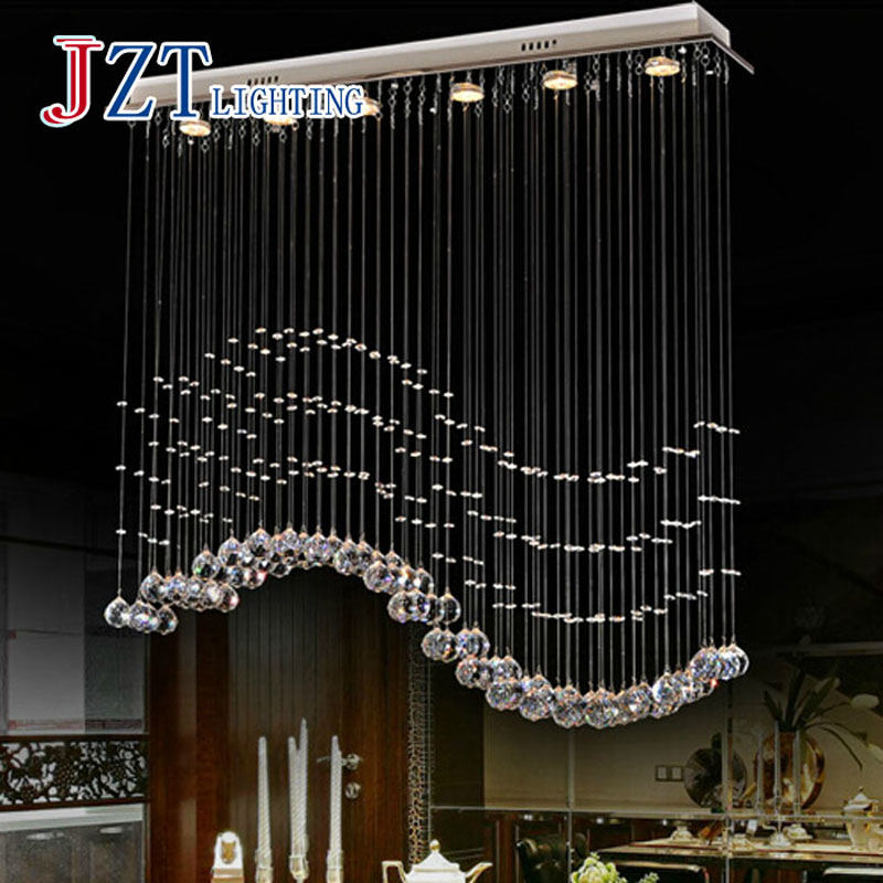 T Best Price Modern fashion crystal lamp rectangle restaurant ceiling lamp sitting room partition lamps Led ceiling light j best price modern fashion crystal lamp rectangle restaurant ceiling lamp sitting room partition lamps led ceiling light