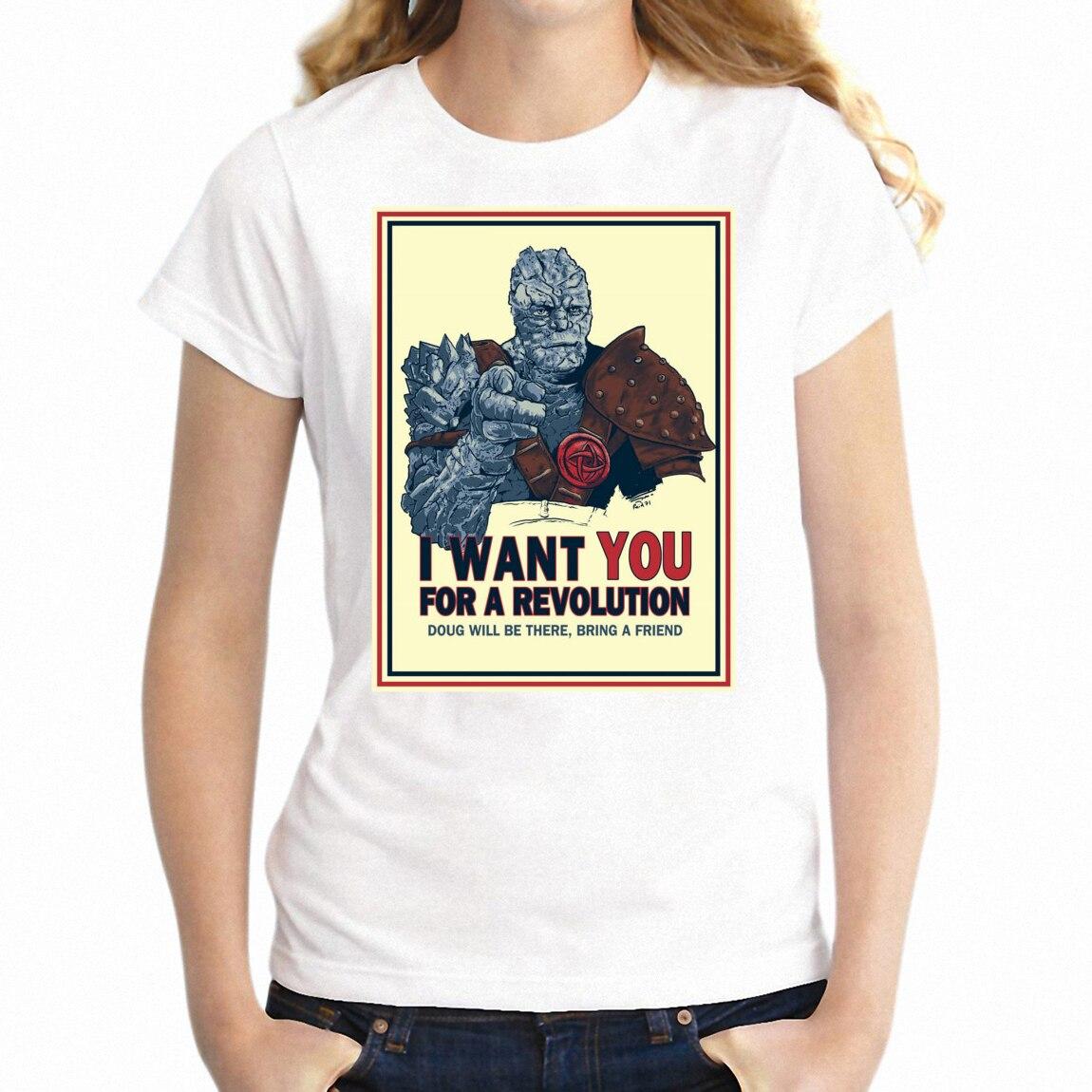 New Thor Ragnarok Doug Revolution T Shirt