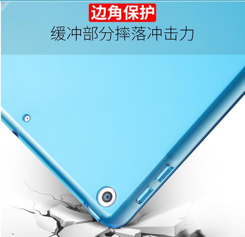 SureHIN Apple iPad Pro 10.5 üçün gözəl ağıllı dəri qutu, - Planşet aksesuarları - Fotoqrafiya 4