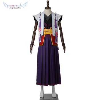 Ensemble Stars Kiryu Kuro Cosplay Costumes Stage Performance Clothes ,Perfect Custom for You !