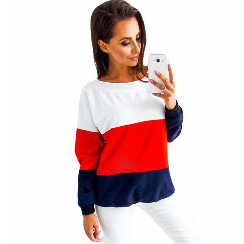 2019 Warm Pullovers Women Hoodies Sweatshirts