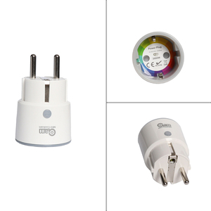 Image 2 - NEO Coolcam enchufe inteligente enchufe WiFi, 3680W, 16A, Control de energía, temporizador, enchufe de la UE, Control por voz, Alexa, Google, IFTTT