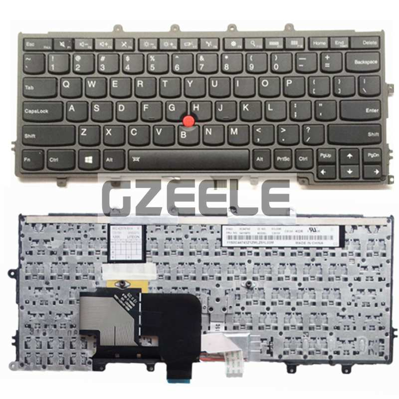NEW Keyboard for LENOVO IBM Thinkpad x240 x240s x240i x230s X230 X250 X260S US laptop keyboard