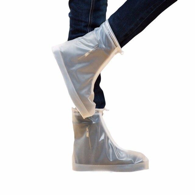 Femmes Pvc Chaussures De Pluie Homme Couvrent aFudmdAac